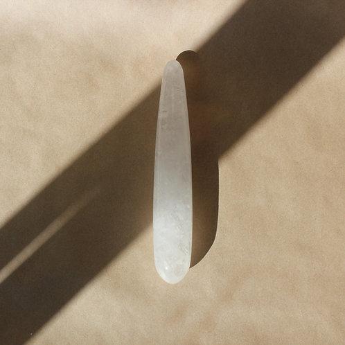 Clear Quartz / Pleasure Wand