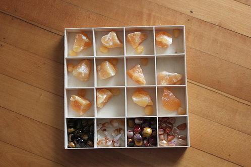 Bespoke crystal sets