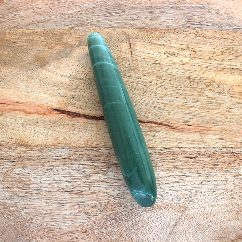 Green Aventurine / Pleasure Wand