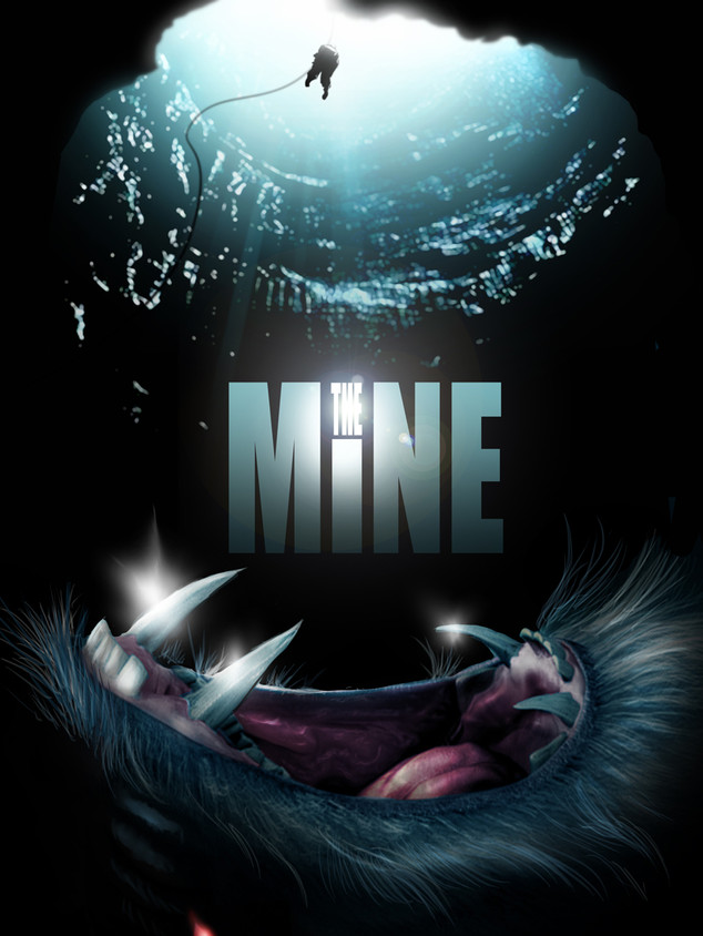 The Mine movie poster