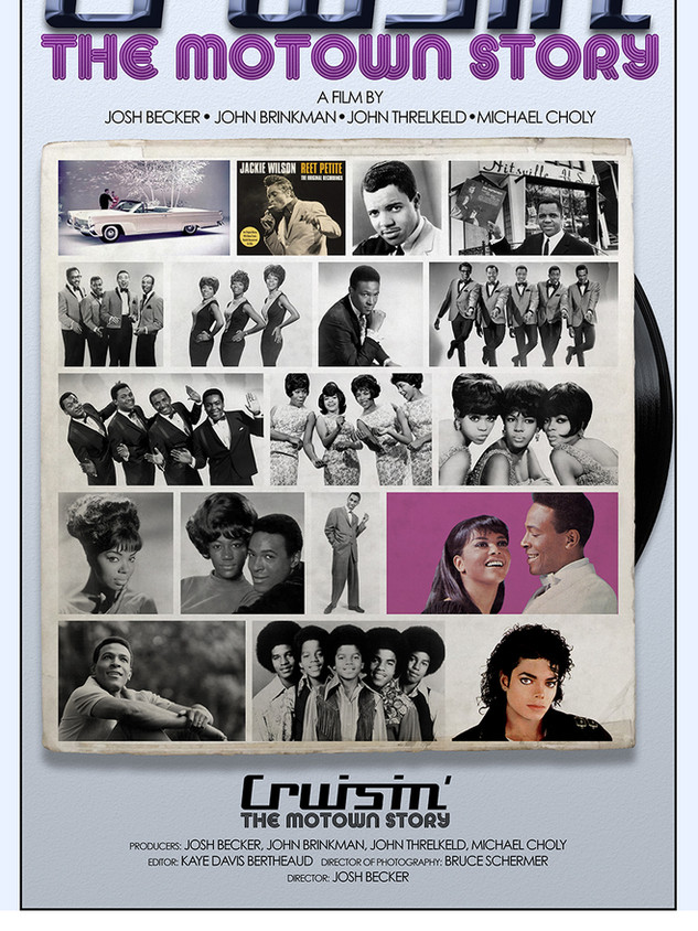 CRUISIN movie poster