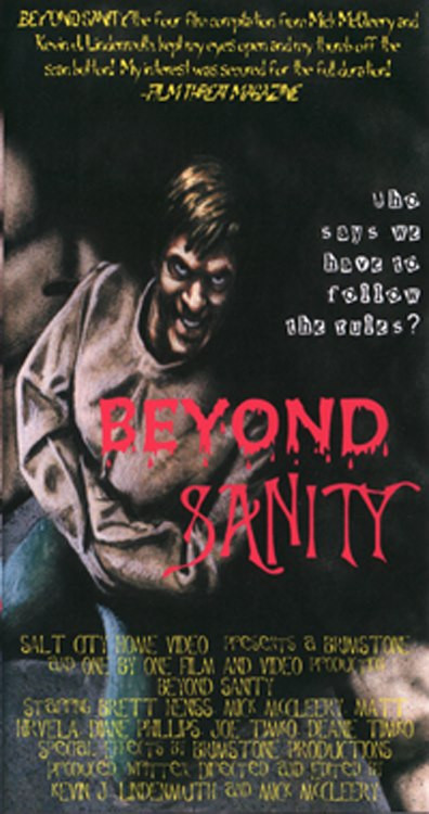 Beyond Sanity movie poster