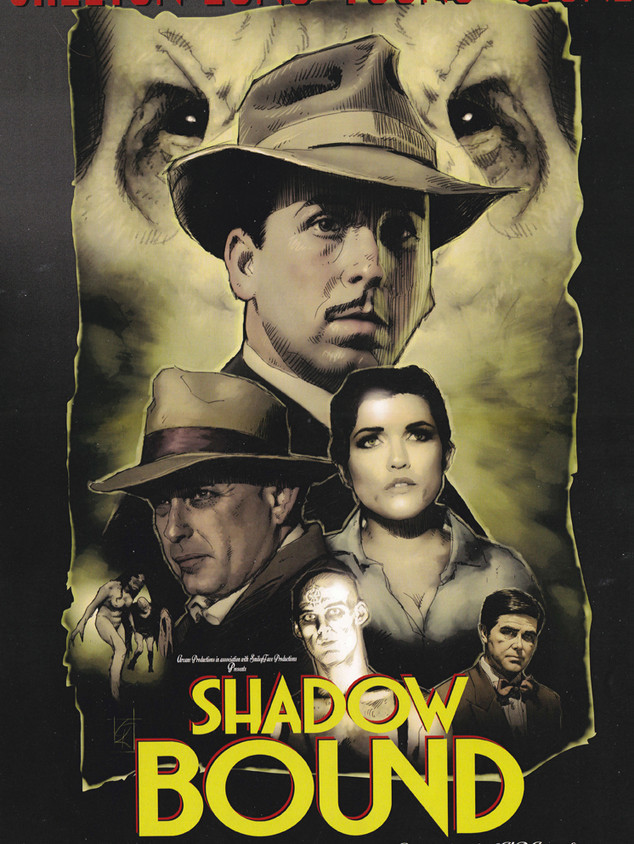 Shadow Bound movie poster