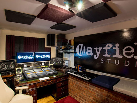Mayfield Records and a love of music