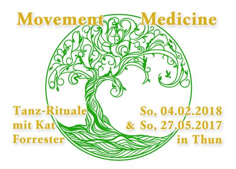Movement Medicine Tanzrituale