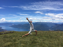Monte Lema Yoga