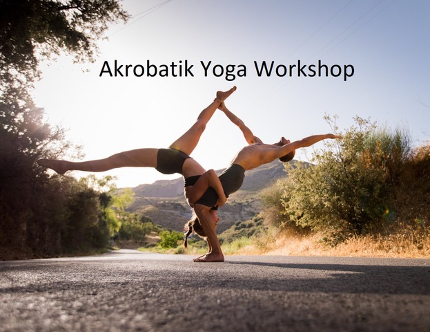 Akrobatik Yoga Workshop