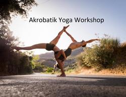 Akrobatik Yoga Workshop