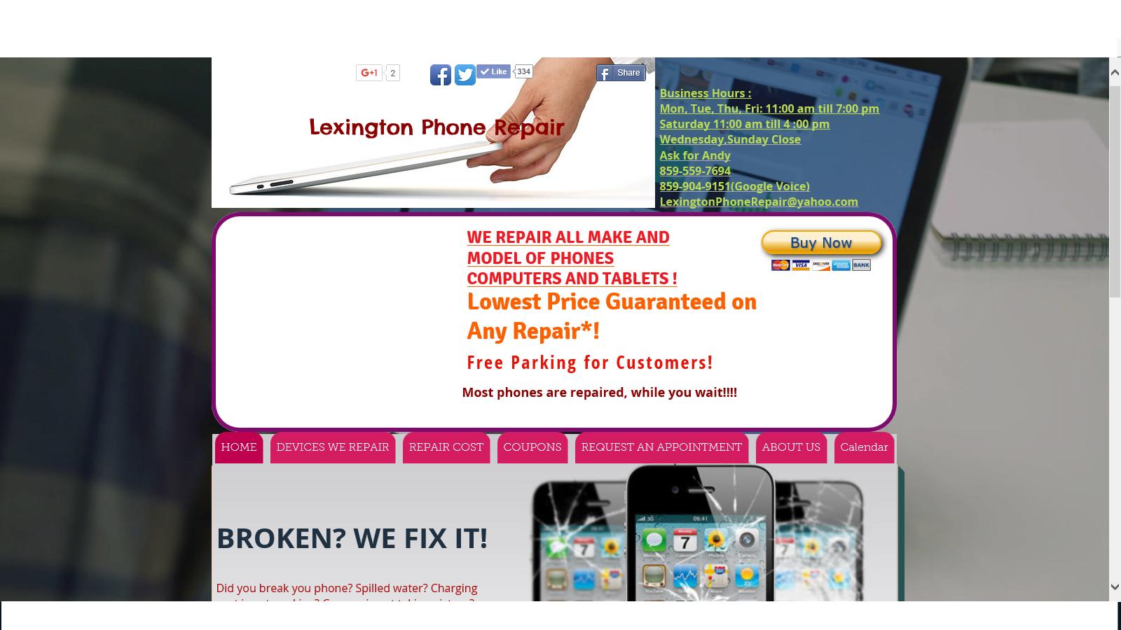 Cell Phone Repair Lexington Ky >> Phone Repair Lexingtonphonerepair Com