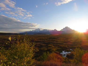 Fall in Grand Teton