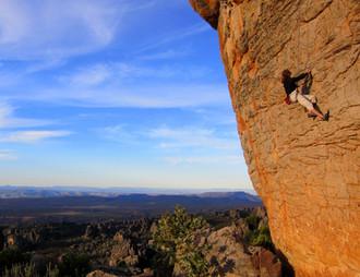 Rock Climbing in the Cederberg