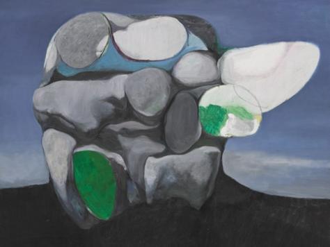 Review: Liu Wei's 'Nudita' at Whitecube