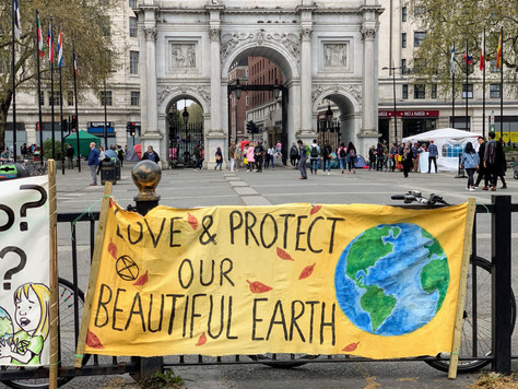 Intersectionality and Climate Change: Lessons from London Climate Action Week 2021