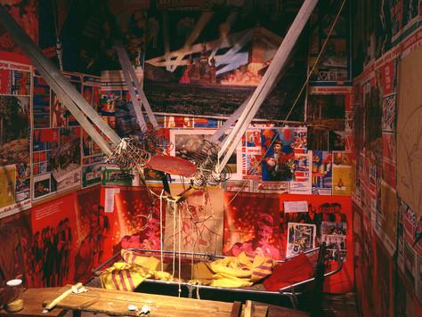 Ilya and Emilia Kabakov Installation - Tate Modern