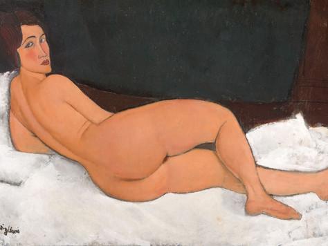 Modigliani Exhibition Review - Tate Modern