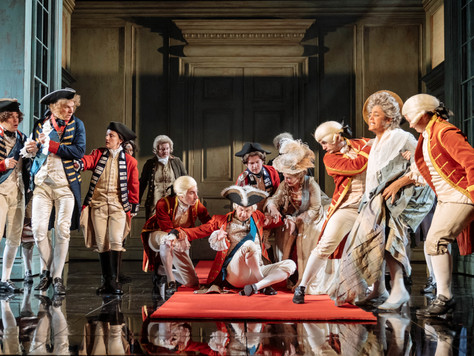 NT At Home Review: Nottingham Playhouse's The Madness of George III