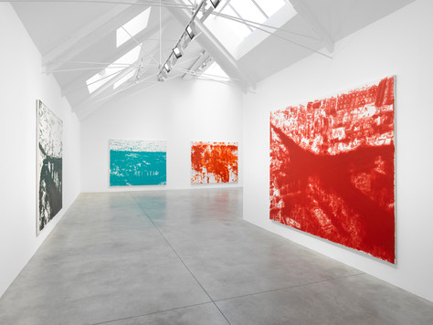 """Liu Xiadong: """"Weight of Insomnia"""" Review - Lisson Gallery"""