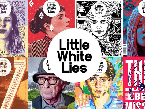 """In Conversation with David Jenkins, Editor-in-Chief of """"Little White Lies""""."""