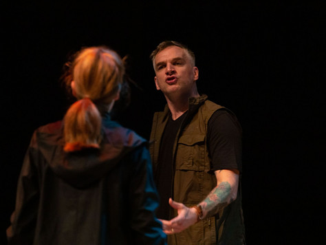 'Skin In The Game' at the Old Red Lion Theatre