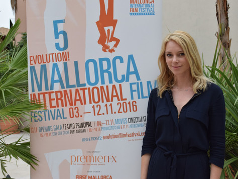 Interviewing Evolution! Mallorca International Film Festival Founder Sandra Seeling Lipski