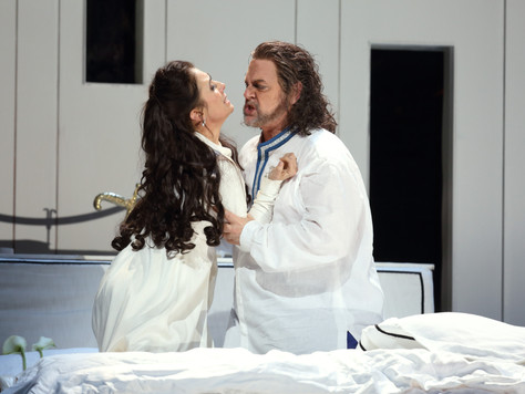 'Otello' - Royal Opera House