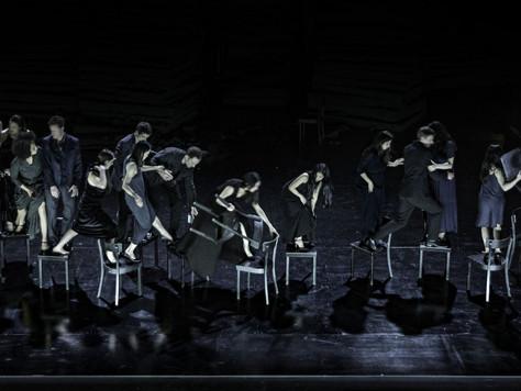 'New Piece I: Since She', Tanztheater Wuppertal Pina Bausch - Sadler's Wells