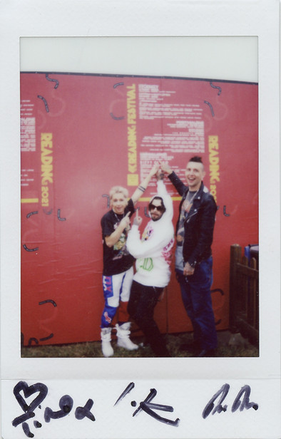 In Conversation with The Hunna @ Reading Festival