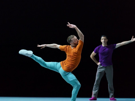 'A Quiet Evening of Dance', Sadler's Wells Theatre