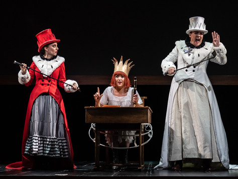 'Alice's Adventures Under Ground' - Royal Opera House