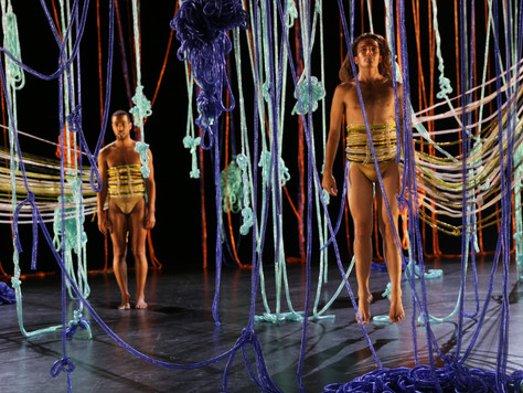 'Tesseract' (Atlas, Mitchell, Riener) - Barbican Theatre