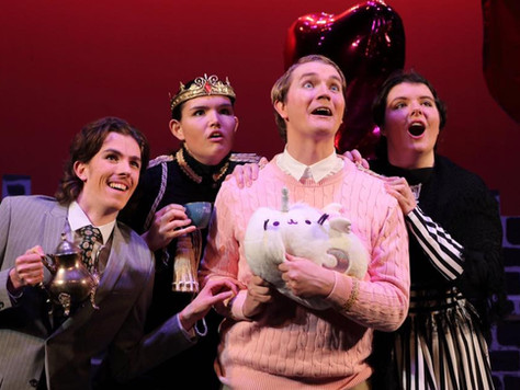 'Princess Ida' - KCL Gilbert & Sullivan Society