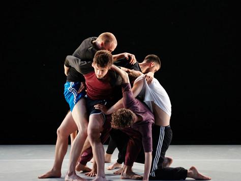 'Arrangement', Joe Moran / Dance Art Foundation - Sadler's Wells