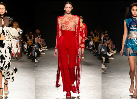 Sex, Sensuality and Sophisticated Design – LFW AW/19 Review: University of Westminster BA