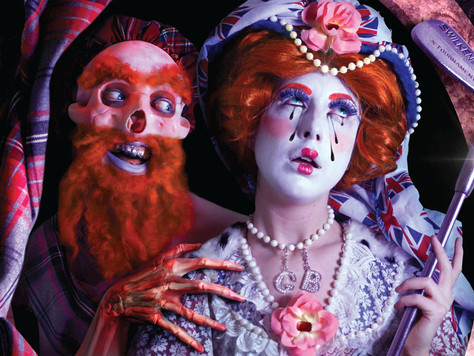 """""""Rachel Maclean: The Lion and The Unicorn"""": An Exhibition of National Identity and Satire"""
