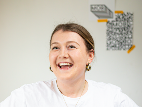 A conversation with Sophie Wyburd, head of food at MOB Kitchen