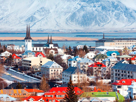 Quick Trip Guide to: Reykjavik, Iceland