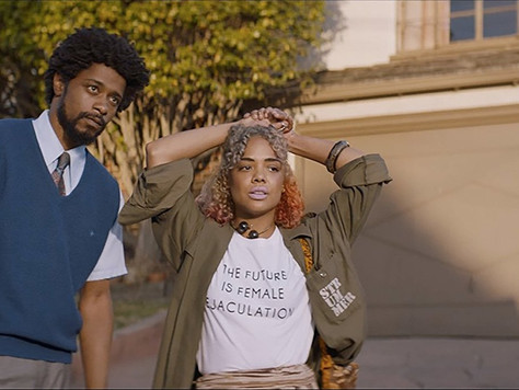 """""""Sorry To Bother You"""" Is A Fresh, Satirical Critique Of The Workplace"""