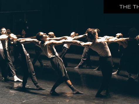 'The Thread', Russell Maliphant and Vangelis - Sadler's Wells Theatre