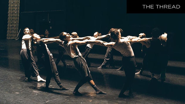 The Thread (Maliphant & Vangelis) - Sadler's Wells Theatre