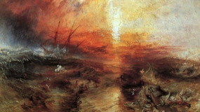 A Deafening Roar: Was J.M.W Turner's Slave Ship predicting the persistence of systemic racism?