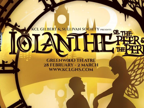 'Lolanthe' - KCL Gilbert and Sullivan Society