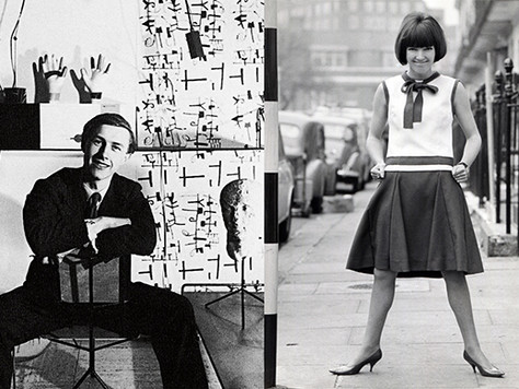 """Terence Conran – Mary Quant: """"Swinging London: A Lifestyle Revolution"""" Review - Fashion and Textile"""