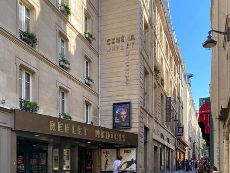 A Cinematic Journey in Paris (under lockdown)