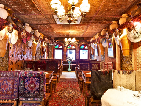 Behesht Restaurant - a Review