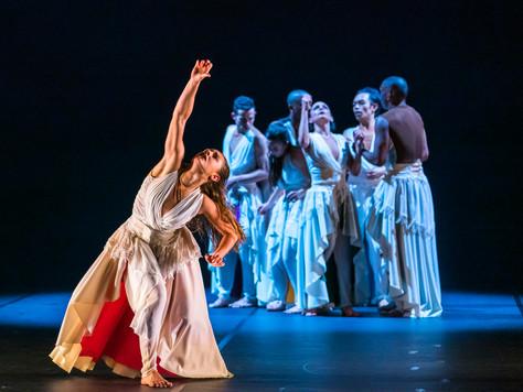 'The Rite of Spring/Left Unseen', Phoenix Dance Theatre - Sadler's Wells Theatre