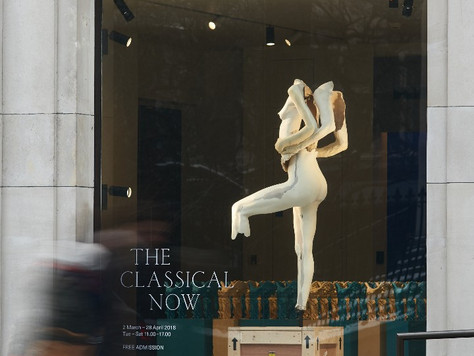 The Classical Now Exhibition Review - King's College London