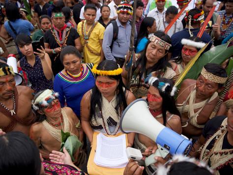 Crime Against Prosperity: The Columbian Exchange