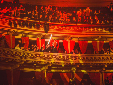 Unknown Mortal Orchestra at The Royal Albert Hall - 21/11/18