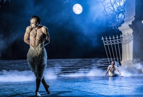 Swan Lake (Matthew Bourne), New Adventures - Sadler's Wells Theatre