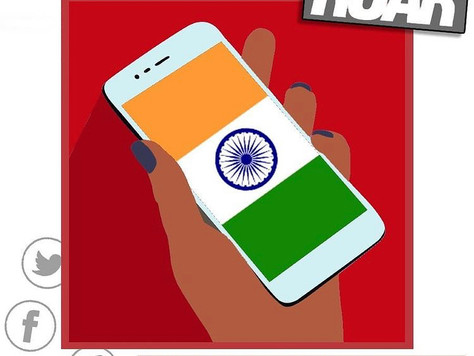 Social Media is saving India during its second wave
